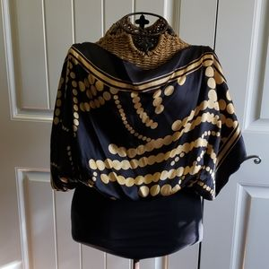 Nwt Cache silk top